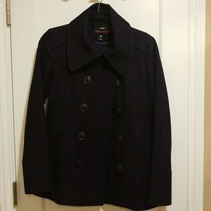 Miss Sixty - Double Breasted Wool Coat - M